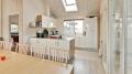 Küchenbild vom Gruppenhaus 03453862 Storetoft Aktivhus in Dänemark 6470 Sydals Kommune für Familienfreizeiten