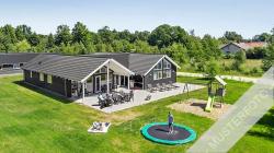 Weitere Aussenansicht vom Gruppenhaus 03453863 Skovgyde Aktivhus in Dänemark 6470 Sydals Kommune für Gruppenreisen
