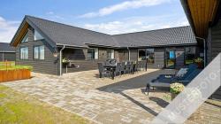 Weitere Aussenansicht vom Gruppenhaus 03453864 Holmskov Poolhus in Dänemark 6470  Sydals Kommune für Gruppenreisen