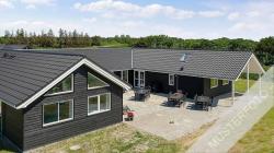Weitere Aussenansicht vom Gruppenhaus 03453865 Fiskerløkken Aktivhus in Dänemark 6470 Sydals Kommune für Gruppenreisen