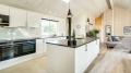Küchenbild vom Gruppenhaus 03453866 Tandsholm Aktivhus in Dänemark 6470 Sydals Kommune für Familienfreizeiten