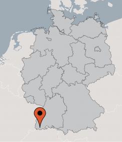 Karte von der Gruppenunterkunft 00310430 Gruppenhaus ZIERIKSEE in Dänemark 4301  Zieriksee für Kinderfreizeiten
