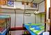 1. Schlafzimmer Segelschiff Iselmar