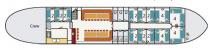 1. Grundrisse Plattbodenschiff SUYDERSEE