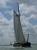 2. Aussenansicht Segelschiff Josina