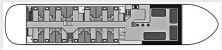 1. Grundrisse Segelschiff Margot