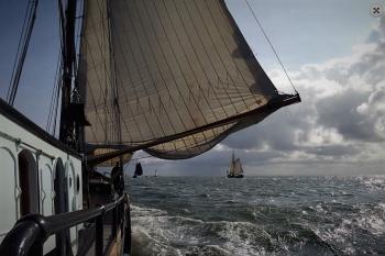 Aussenansicht vom Gruppenhaus 03103158 Segelschiff Ambulant in Niederlande NL-8861 HARLINGEN für Gruppenfreizeiten