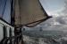 1. Aufmacher Plattbodensegelschiff AMBULANT